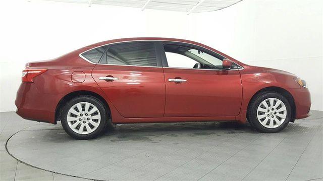 2017 Nissan Sentra SV in McKinney, Texas 75070