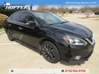 2017 Nissan Sentra SR in McKinney, Texas 75070