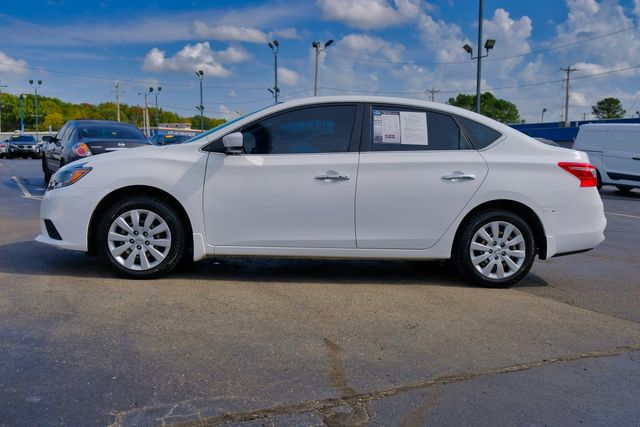 2017 Nissan Sentra SV in Memphis, Tennessee 38115
