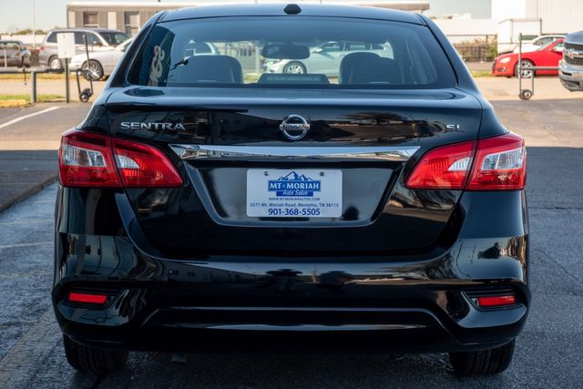 2017 Nissan Sentra SL in Memphis, Tennessee 38115