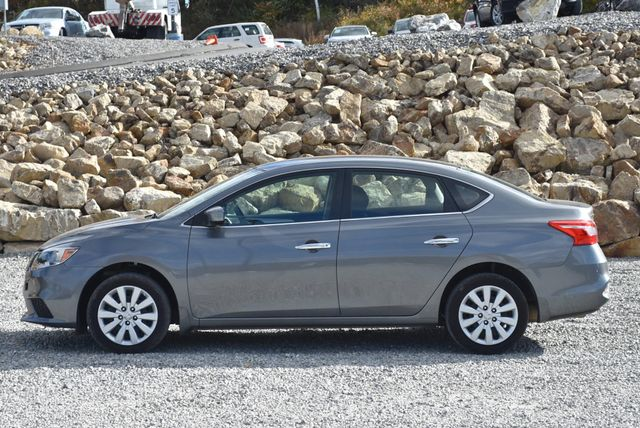 2017 Nissan Sentra S Naugatuck, Connecticut 1