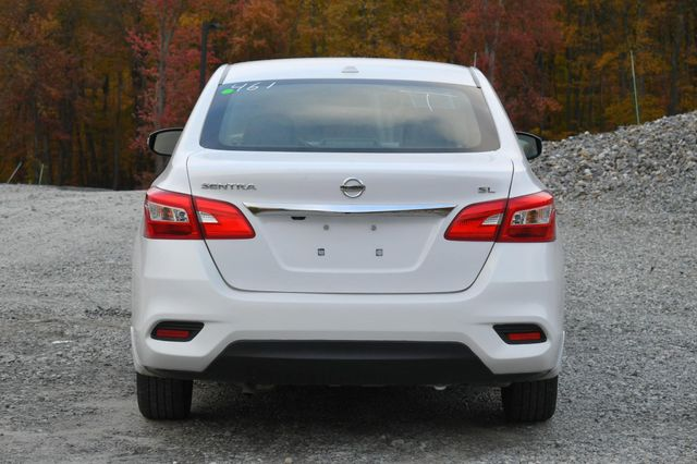 2017 Nissan Sentra SL Naugatuck, Connecticut 3