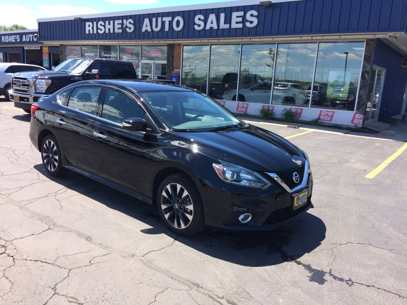 2017 Nissan Sentra SR Only 29 Miles! Save!!   Rishe's Import Center in Ogdensburg New York