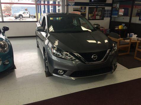2017 Nissan Sentra SR w Nav | Rishe's Import Center in Ogdensburg, New York