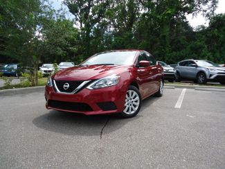 2017 Nissan Sentra SV SEFFNER, Florida 5