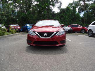 2017 Nissan Sentra SV SEFFNER, Florida 6