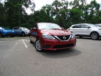 2017 Nissan Sentra SV SEFFNER, Florida 8