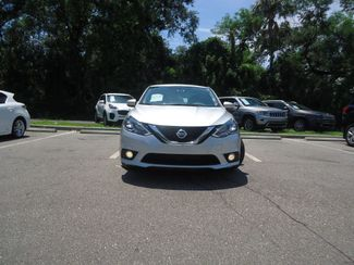 2017 Nissan Sentra SR SEFFNER, Florida 10