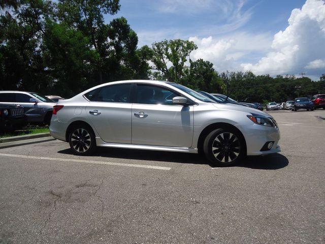 2017 Nissan Sentra SR SEFFNER, Florida 7