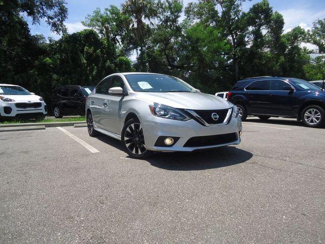 2017 Nissan Sentra SR SEFFNER, Florida 9