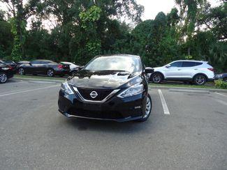 2017 Nissan Sentra SV SEFFNER, Florida