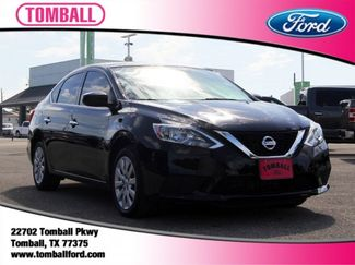 2017 Nissan Sentra S in Tomball, TX 77375