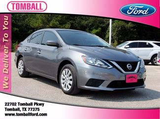 2017 Nissan Sentra SV in Tomball, TX 77375