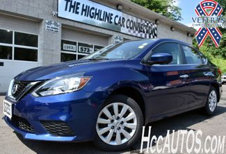 2017 Nissan Sentra S Waterbury, Connecticut