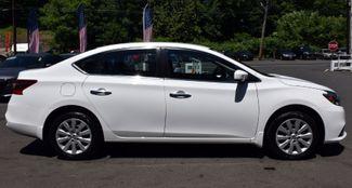 2017 Nissan Sentra S Waterbury, Connecticut 5