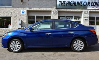 2017 Nissan Sentra S Waterbury, Connecticut 1
