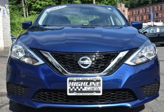 2017 Nissan Sentra S Waterbury, Connecticut 7