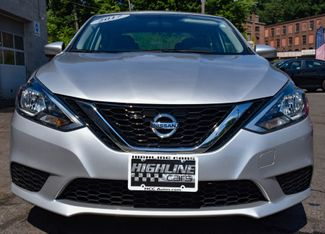 2017 Nissan Sentra SV Waterbury, Connecticut 7