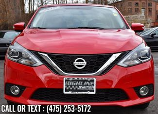 2017 Nissan Sentra SR Waterbury, Connecticut 8