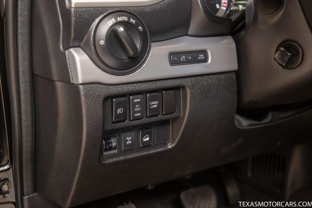 2017 Nissan Titan PRO-4X in Addison, Texas 75001