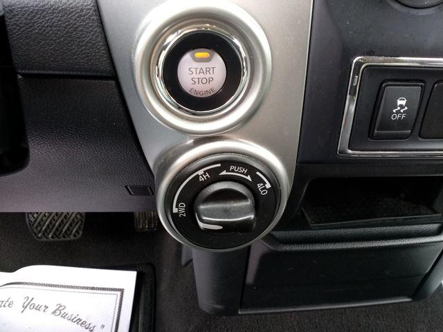 2017 Nissan Titan Crew Cab 4x4 SV Houston, Mississippi 14