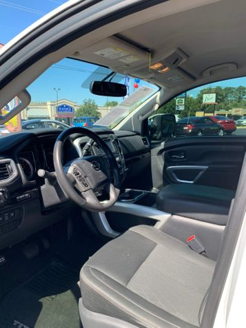 2017 Nissan Titan SV | Hot Springs, AR | Central Auto Sales in Hot Springs, AR
