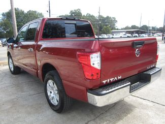 2017 Nissan Titan SV Crew Cab 4x4 Houston, Mississippi 4