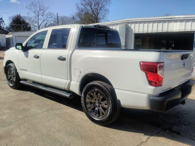 2017 Nissan Titan S Houston, Mississippi 4