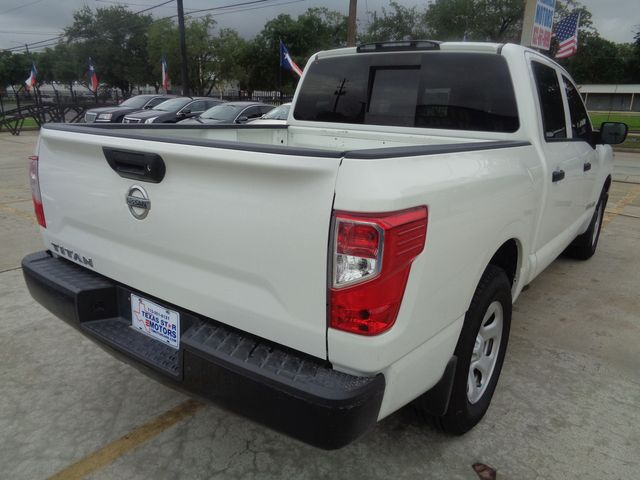 2017 Nissan Titan S in Houston, TX 77075
