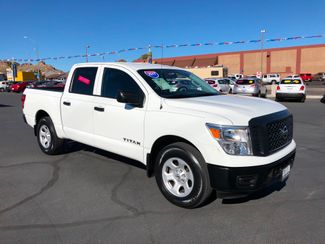2017 Nissan Titan S in Kingman Arizona, 86401