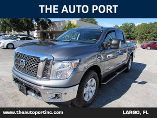 2017 Nissan Titan SV W/NAVI in Largo, Florida 33773