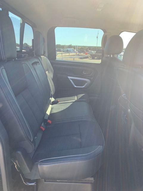 2017 Nissan Titan PRO in McKinney, Texas 75070