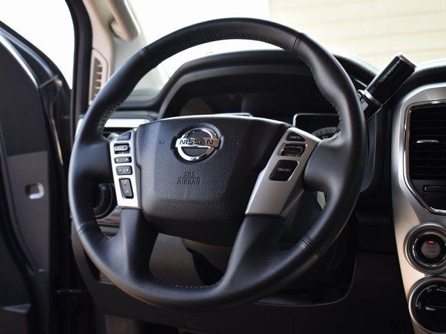 2017 Nissan Titan SV NEW LIFT/CUSTOM WHEELS AND TIRES in McKinney, Texas 75070