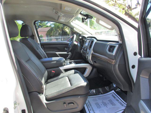 2017 Nissan Titan SL Miami, Florida 10