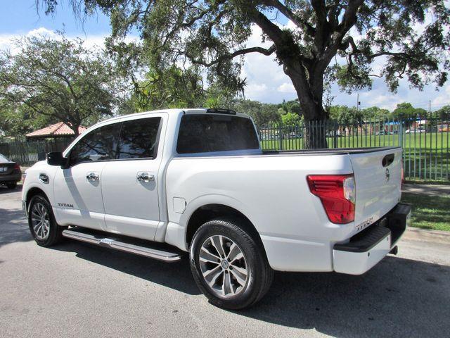 2017 Nissan Titan SL Miami, Florida 2