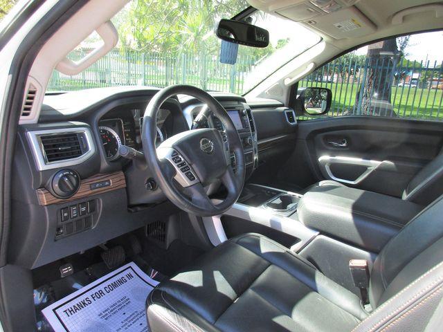 2017 Nissan Titan SL Miami, Florida 6