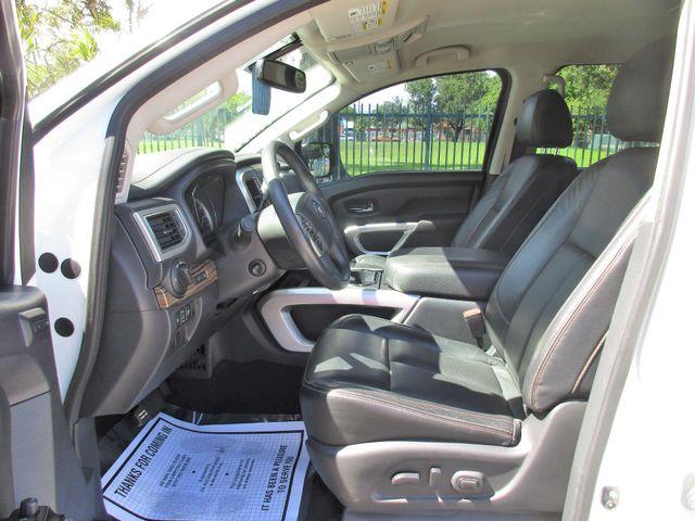 2017 Nissan Titan SL Miami, Florida 7