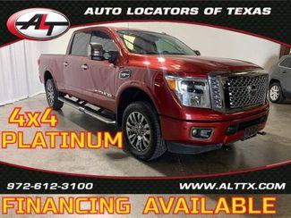2017 Nissan Titan XD Platinum Reserve in Plano, TX 75093