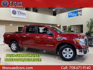 2017 Nissan Titan SV in Worth, IL 60482