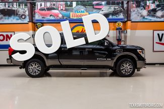 2017 Nissan Titan XD Platinum Reserve 4X4 in Addison, Texas 75001