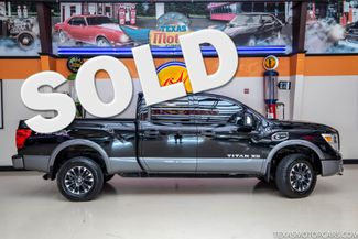 2017 Nissan Titan XD PRO-4X in Addison, Texas 75001