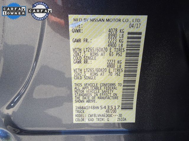 2017 Nissan Titan XD SL Madison, NC 55