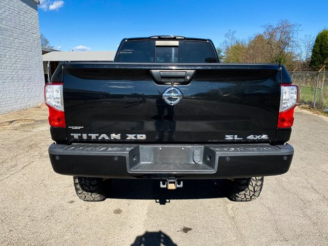 2017 Nissan Titan XD SL Madison, NC 2