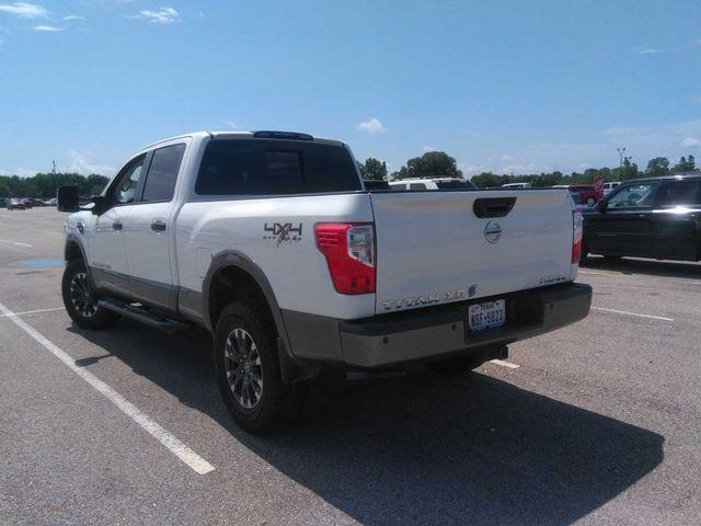 2017 Nissan Titan XD PRO-4X Madison, NC 1