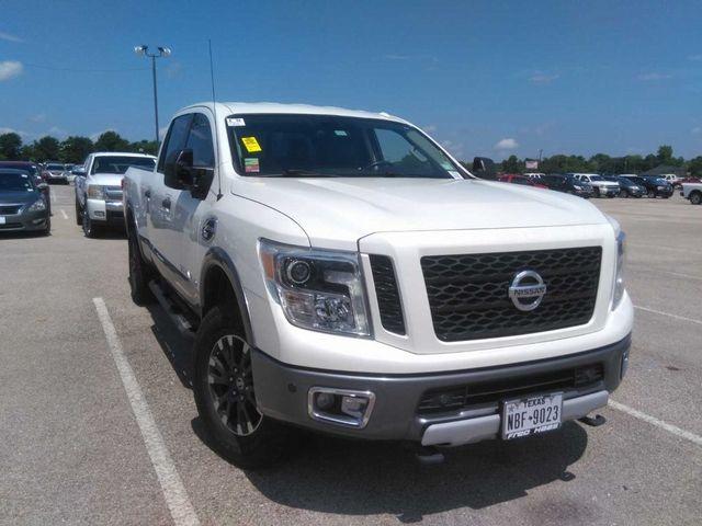 2017 Nissan Titan XD PRO-4X Madison, NC 3