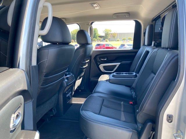 2017 Nissan Titan XD PRO-4X Madison, NC 22