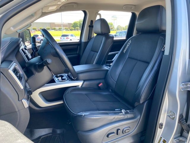 2017 Nissan Titan XD PRO-4X Madison, NC 23