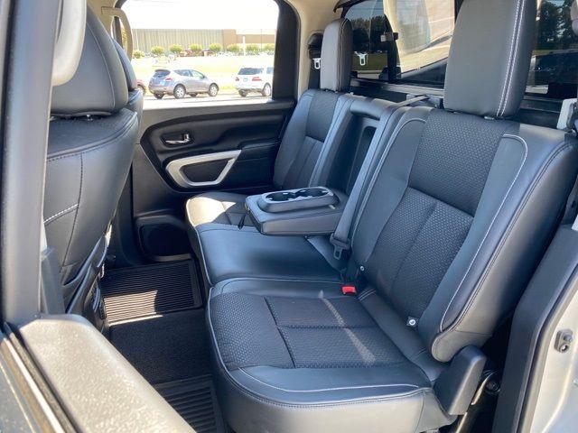 2017 Nissan Titan XD PRO-4X Madison, NC 25