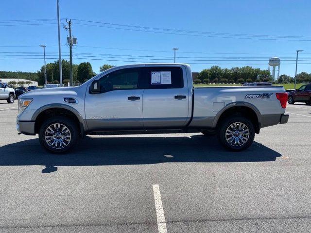 2017 Nissan Titan XD PRO-4X Madison, NC 4