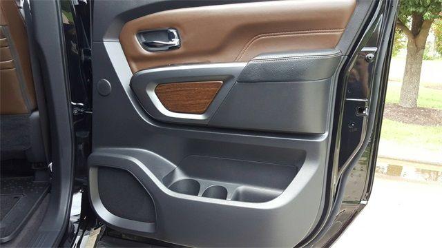2017 Nissan Titan XD Platinum Reserve LIFTED W/CUSTOM TIRES AND WHEELS in McKinney Texas, 75070